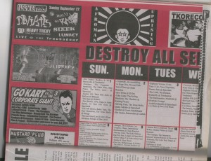 destroy all magasine febuary  2003
